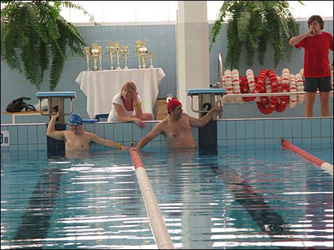 Myting pływacki