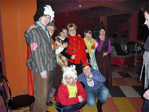 Zabawa Karnawałowa w  Libiążu