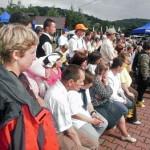Widzowie i uczestnicy