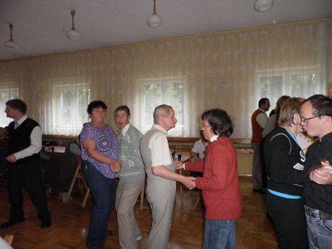 Taniec - tylko w parach