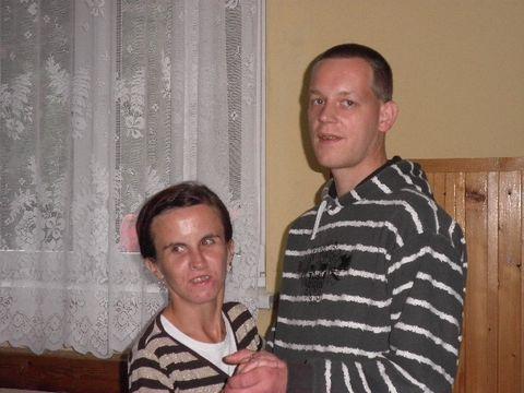 Tomek i Sabinka - tancerze