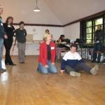Ćwiczenia w parterze