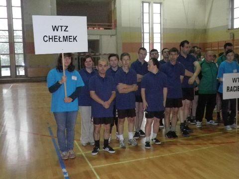 Finał VIII Międzynarodowych Zawodów Sportowych dla Osób Niepełnosprawnych w Suszcu