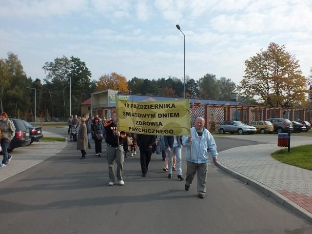 Światowy Dzień Ochrony Zdrowia Psychicznego w Chełmku